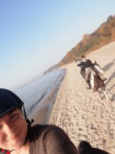 Rajd po plaży - październik 2018